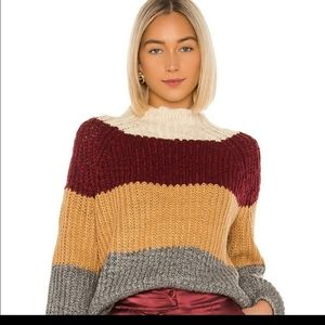 NWT House of Harlow Louis wool blend sweater